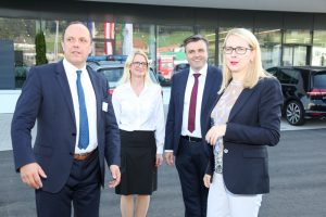 Kickoff-Meeting Businessregion Gleisdorf - Anwesende 10