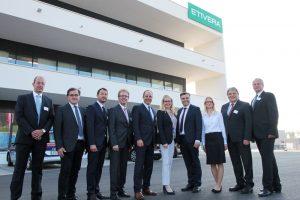Kickoff-Meeting Businessregion Gleisdorf - Anwesende 12.1