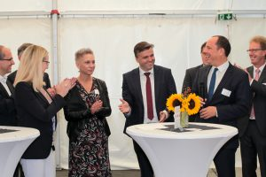 Kickoff-Meeting Businessregion Gleisdorf - Anwesende