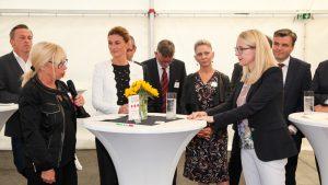 Anwesende beim Kickoff-Meeting Businessregion Gleisdorf 17