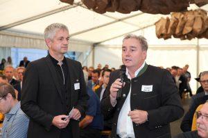 Anwesende beim Kickoff-Meeting Businessregion Gleisdorf 16