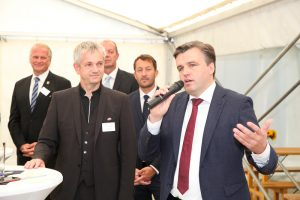 Anwesende beim Kickoff-Meeting Businessregion Gleisdorf 15