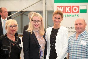 Anwesende beim Kickoff-Meeting Businessregion Gleisdorf 11