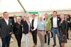 Anwesende beim Kickoff-Meeting Businessregion Gleisdorf 10