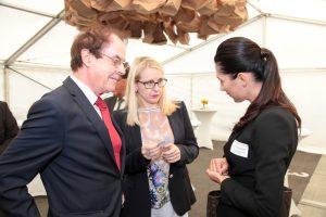 Anwesende beim Kickoff-Meeting Businessregion Gleisdorf 9