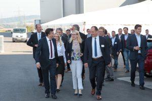 Anwesende beim Kickoff-Meeting Businessregion Gleisdorf 8