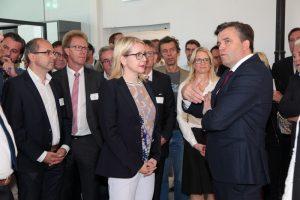 Anwesende beim Kickoff-Meeting Businessregion Gleisdorf 5
