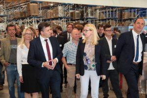 Anwesende beim Kickoff-Meeting Businessregion Gleisdorf 3