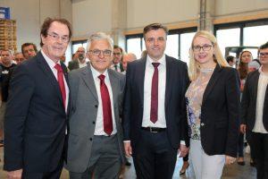 Anwesende beim Kickoff-Meeting Businessregion Gleisdorf 2