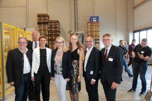 Anwesende beim Kickoff-Meeting Businessregion Gleisdorf