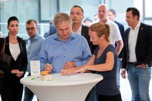 Kickoff-Meeting Businessregion Gleisdorf - Anwesende 5