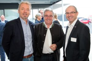 Kickoff-Meeting Businessregion Gleisdorf - Anwesende 7